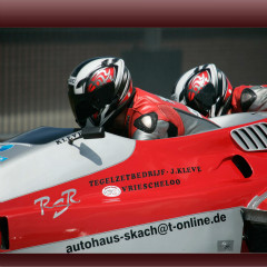 <strong>33 SIDECAR RACING TEAM KLEVE: Jaap Kleve and Dominique van Middegaal</strong>