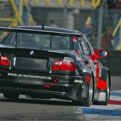 <strong>BMW #394  Bert van der Zweerde en Richard van den Bos</strong>