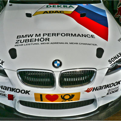 <strong>BMW M Performance</strong>