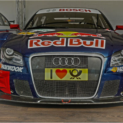 <strong>DTM Red Bull Audi</strong>