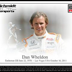 <strong>Dan Wheldon</strong>