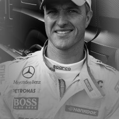 <strong>HWA TEAM 6 Ralf Schumacher (D) DTM AMG Mercedes-Benz C-Coupe</strong>