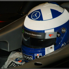 <strong>Helmet David Coulthard</strong>