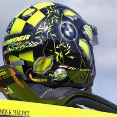 <strong>Helmet Dirk J. Bonder BMW GT-R (Team Bonder-Racing)</strong>