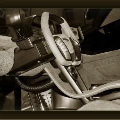 <strong>Lamborghini Gallardo Spyder interior design</strong>